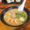三光商店 - 料理写真:「味付きたまご らーめん」(650円)。