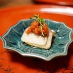 草喰 なかひがし - 鯖のなれ寿司