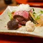 草喰 なかひがし - 北海道の野牛焼き