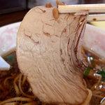麺や 太華 - 中華そばハーフ(500円)