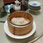 広東料理 吉兆 - 海老の水餃子