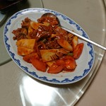 広東料理 吉兆 - トマトと牛肉のウマニ