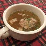 ハンス・ホールベック  - スープは出汁が美味しい♡