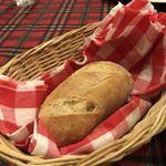 ハンス・ホールベック  - ハードなパン。