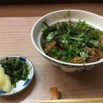 竹浜 - さわら丼