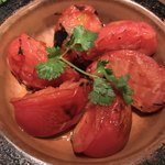 キャラヴァンサライ包 - トマト焼き