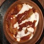 キャラヴァンサライ包 - バンジャン(小)~茄子のトマト煮~