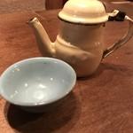 キャラヴァンサライ包 - チャイシィール(スパイス入ミルクティ)