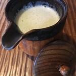 81052805 - 蕎麦湯