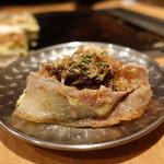 象屋 - ☆鰹節&青海苔でカリカリ豚ちゃん☆