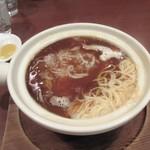 頂上麺 筑紫樓 ふかひれ麺専門店  - 頂上麺