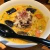 茶屋亭 - 料理写真:豆乳カレーラーメン