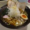 つじ製麺所 - 料理写真:荒煮干しそば650円