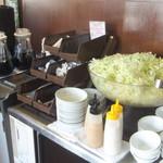 台湾中華 東明飯店 - ドリンク・サラダバー