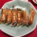 81058332 - 「焼き餃子」(230円税抜)