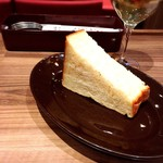 俺のイタリアン TOKYO - お通しの『俺の生食パン』