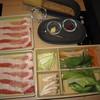 しゃぶしゃぶ温野菜 - 料理写真:豚しゃぶ食べ放題コース