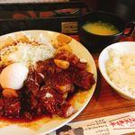 HONMACHI 豚テキ -