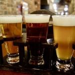 81062725 - [2018/01]クラフトビール飲み比べセット(1200円+税)