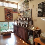 モカモカ - コーヒー豆がたくさんの部屋