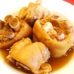 ヤンバル食堂 - 料理写真:てびち