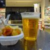 ブルースカイ - 料理写真:美味し!なビール