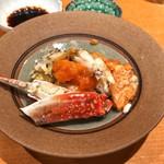 菊水鮓 - ☆渡り蟹
