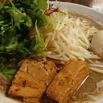 麺者風天 小針店 -
