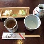 蕎麦処つゆ下梅の花 - 料理写真: