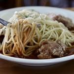 ボンジュール - 麺リフト