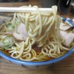 丸デブ - 中太ストレート麺
