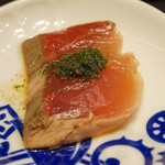 MASA'S KITCHEN - 前菜 鰤 麻醤で