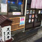 81069613 - 外観(坂東太郎が泳いでいます)