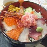 いさばや食堂 - 特選海の幸丼