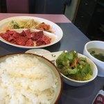 焼肉レストラン清光 - 料理写真: