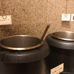 81074013 - わかめスープとタンシチュー