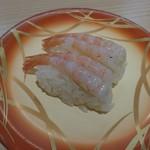 将軍寿司 - 料理写真:甘エビ