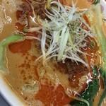 餃子の王将 - 濃厚胡麻担々麺アップ