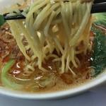 餃子の王将 - 麺リフト