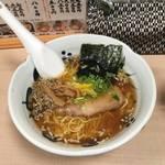 Asakusa Ramen Yoroiya - らーめん(和風醤油)750円