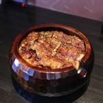 うなぎ 蓬春 - 料理写真:大盛ひつまぶし☆
