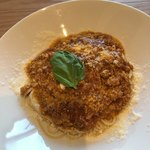 スパゲッティ そら - ミートソース大盛 180g