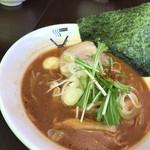 クリーミーTonkotsuラーメン 麺家神明 - 屋台みそラーメン