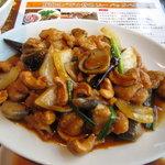 バンダル - 鶏肉とカシューナッツ炒め