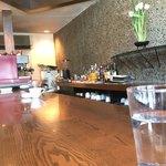Cafe倫敦館 - カウンター