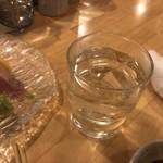 十兵衛 - 壱岐ゴールド水割り
