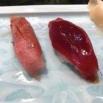 すし小次郎 - 料理写真:トロ、赤身