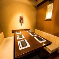 上質な宴会個室席…会社宴会や飲み会に最適