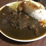ニウギニ - 料理写真:ニューギニカレー