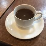 もったいない食堂 - ドリンクのホットコーヒー